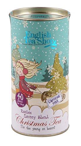 English Tea Shop X'MAS コレクション ルイボスサボイーブレンド 40袋入