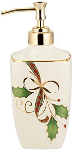 lenox holiday nouveau bath lotion dispenser home garden bathroom accessories soap dispensers