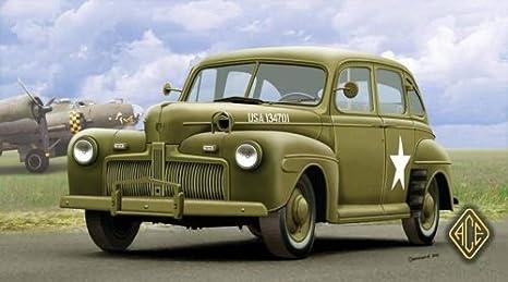 Ford Fordor US ARMY Staff Car Model 1942