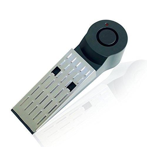 Türkeil mit Alarm 2er Set - Elektronisch - 120dB - Batterien enthalten - 2