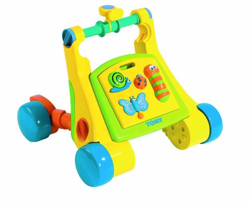 tomy toddle n ride walker instructions