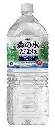 (お徳用ボックス) 森の水だより 2.0L×6本