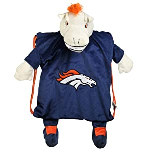 NFL Denver Broncos Backpack Pal