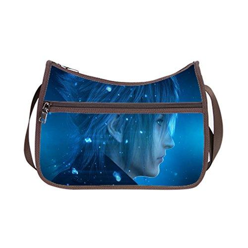 DONGMEN Hallowmas gifts Fashion Final Fantasy Design Shoulder Customized Classic Hobo Handbag (Twin (Hobo Halloween Costume Ideas)