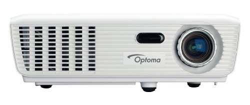 Optoma HD600X-LV HD-Ready Digital Light Processing Projector - White