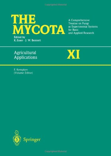 Agricultural Applications (The Mycota)