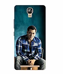 Gionee Marathon M5 Plus Printed back Case Cover By Snazzy