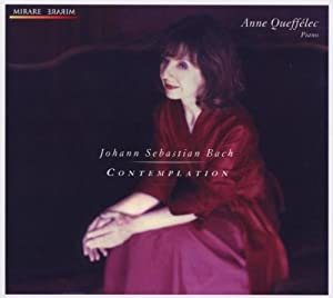 Bach : Contemplation / Anne Queffélec