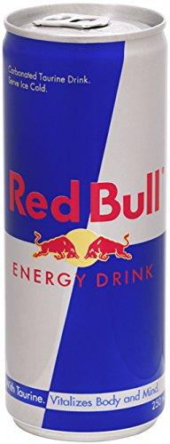 Red Bull Energy Drink 250 ml (Pack of 24)