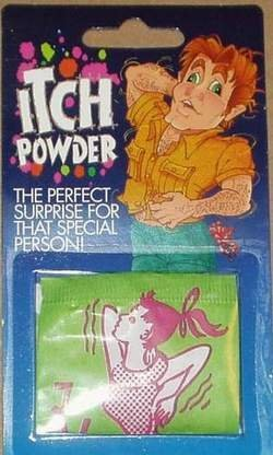 Itch Powder - The Perfect Surprise for That Special Person - 1