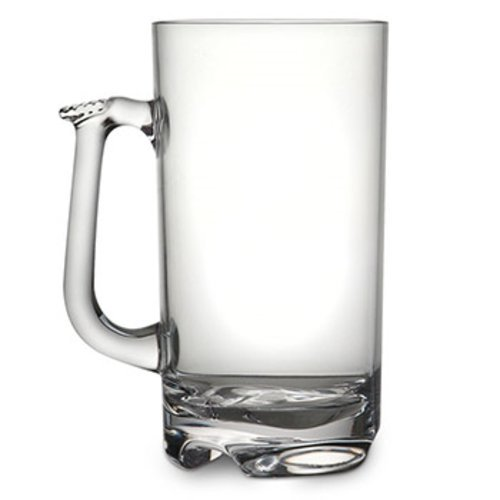 Epic Products 7.25-Inch Acrylic Beer Mug Party Glass, 35-Ounce (Valentine Beer Mug compare prices)