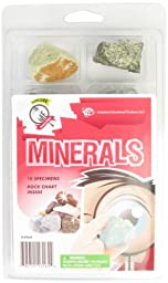 American Educational Explore with Me Geology Series Minerals Collection
