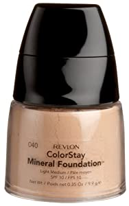 ColourStay Mineral Powder by Revlon Light Medium 40