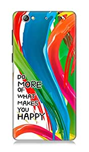 LeEco (Letv) Le 1S 3Dimensional High Quality Printed Back Case