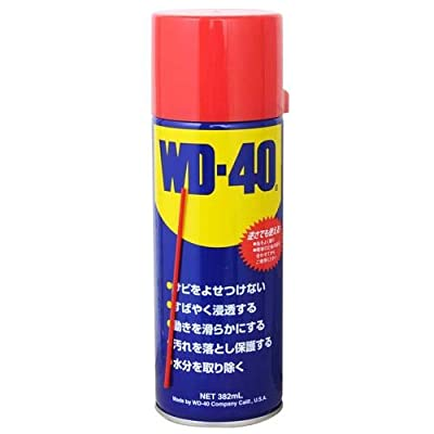 エステー 超浸透性防錆潤滑剤WD-40 382M [HTRC 2.1]