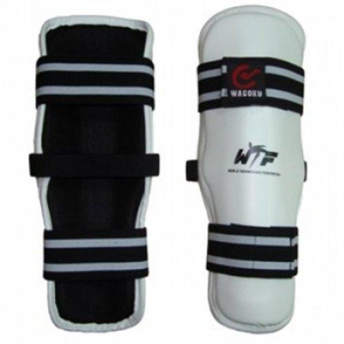 WACOKU WTF Schienbeinschutz für Taekwondo M