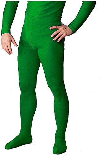 Rubie's Costume Co - Professional Tights Kelly Green - Men