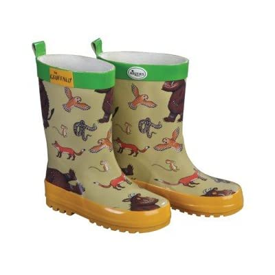 The Gruffalo Children's Wellington Boots
