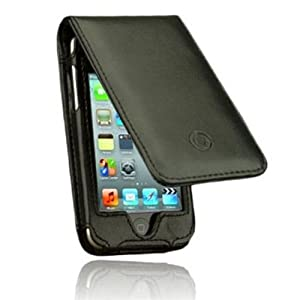 splash FLIP Napa Leather Case Cover for Apple iPod Touch 5 5G 5th Generation (2012 Release) NEWEST MODEL