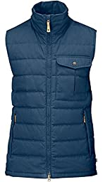 Fjallraven Men\'s Ovik Lite Vest (Uncle Blue, X-Large)
