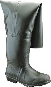Honeywell Safety A2300-9 Ranger Bullhead Insulated All-Rubber Full Hip Boot for Men,... by Honeywell