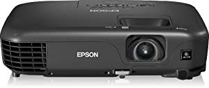 Epson EB-S02 2600 Lumens SVGA Projector (discontinued by manufacturer)