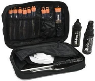M-Pro 7 Soft Sided Tactical Gun Cleaning Kit (Black) from M-Pro 7