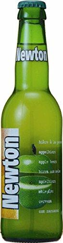 ニュートン(青りんごビール) 瓶 330ml