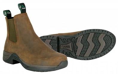 Dublin Venturer Safety Toe Ladies Boot 6 Brown