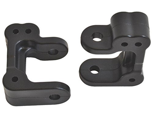 ECX HD Caster Blocks, Blk; Bst Cir Ruc Tor 2wd