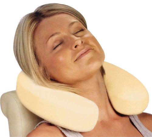 Remedy 80-52502 Memory Foam Neck Support Pillow