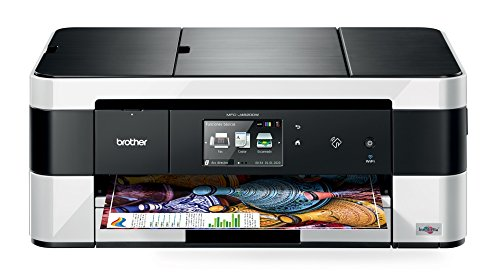 Brother MFC-J4620DW Multifunzione Inkjet a Colori, A4, con Stampa Fino al Formato A3, Display LCD, Wi-Fi