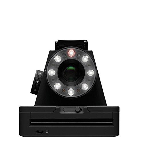 Impossible-I-1-Camera-Fotocamera-per-la-Fotografia-Istantanea-Nero