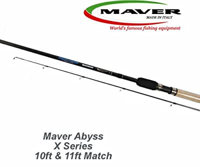 Maver Abyss X Series Match Fishing Rod 10ft (A2000) by Maver