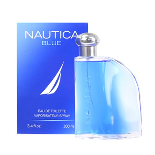 Nautica Blue By Nautica For Men Edt Spray 3.4 Oz - abouther.net