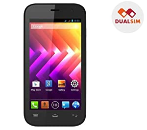 WIKO Iggy - noir - Smartphone dual sim + Flip pour Wiko Iggy - noir - Etui à rabat