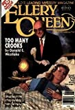 Ellery Queens Mystery Magazine. June, 1991. Vol. 97, No. 7. Whole Number 584. Donald E. Westlake +. EQMM 50th anniv. party photos. (ELLERY QUEENS MYSTERY MAGAZINE, Volume 97)