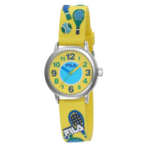 Fila Kids' FA0738-48 Three-Hands Sweet Time Watch