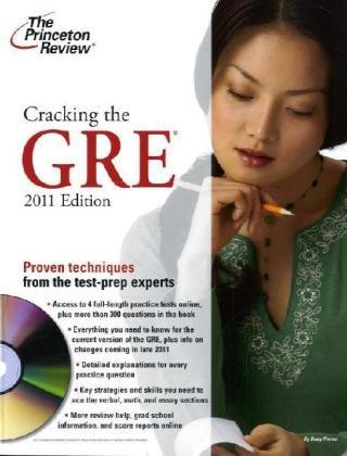 GRE Prep Books