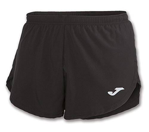 JOMA OLIMPIA FLASH SHORT RUNNING BLACK S