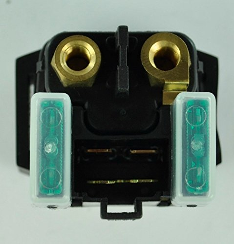Engine Replacement Starter Solenoid Relay Fit For Yamaha Yfm 450 Wolverine 4X4 2008 2009 2010 Atv
