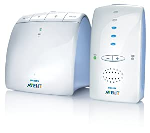 Philips AVENT Basic Baby Monitor with DECT Technology