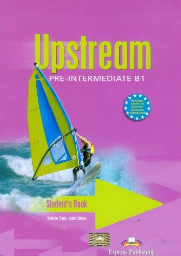 Upstream Pre-intermediate B1 Student's Book