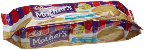 Mother'S Macaroons Cookies, 13-Ounce Packages (Pack Of 4)