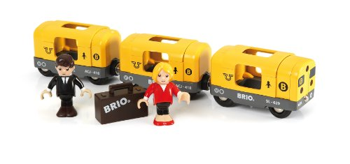 33507 Metro Train Bri-33507 33507 7312350335071 By Brio