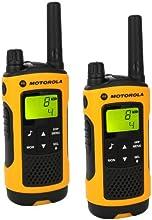 Comprar Motorola P14MAA03A1B - Juego de walkie-talkies (no RDSI, alcance en campo abierto: 10 km)