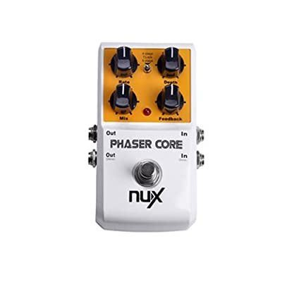Nux Core Series Phaser Guitar Effects Pedal