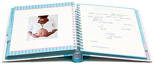 pregnancy journal template free - pearhead pregnancy journal multicolored general general