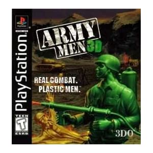41gl2HEFOpL. SL500 AA300  Download Army Men 3D 1999   PS1