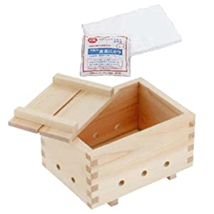 ヤマコー 檜 豆腐作り器